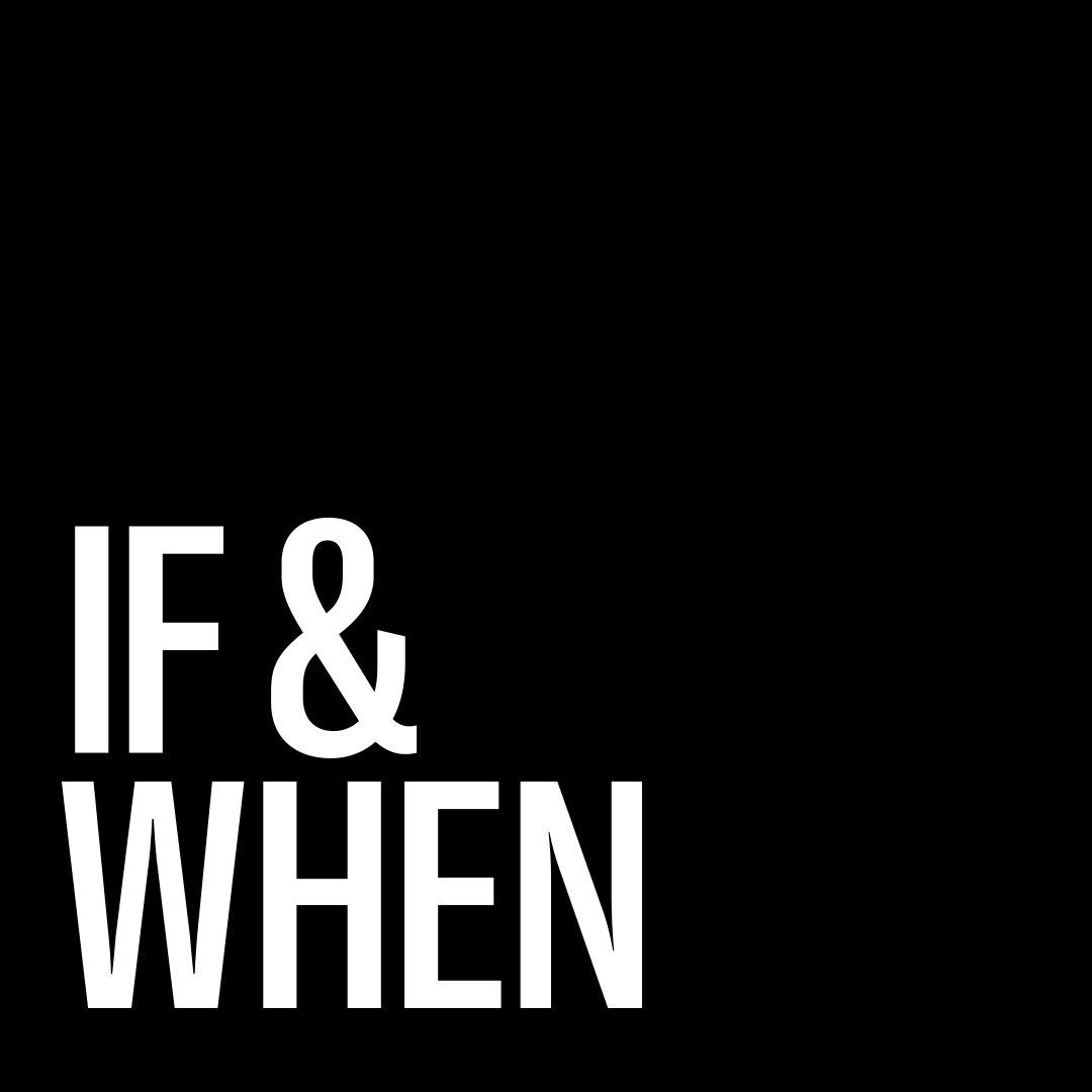 If & When Gourmet