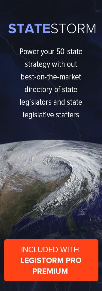 StateStorm: State Legislators and Staffers
