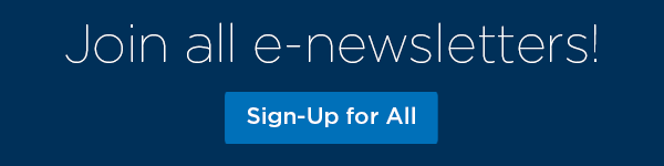 Join all e-newsletters!