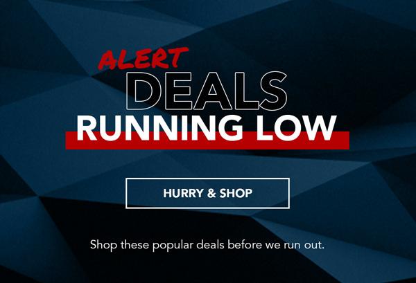 Low Inventory Deals