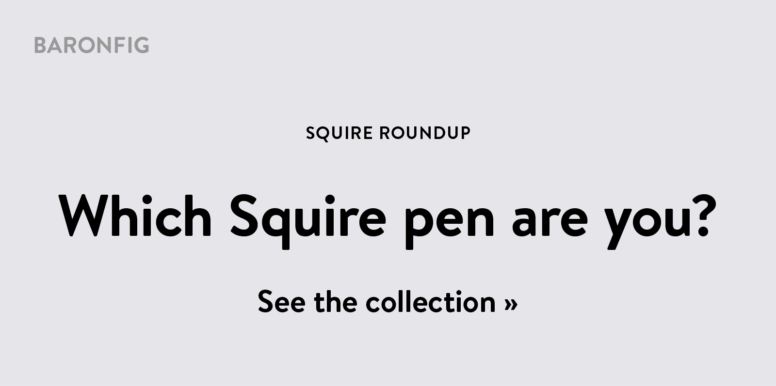 Squire Roundup. See the collection ?