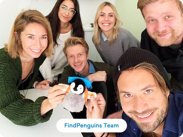FindPenguins Team