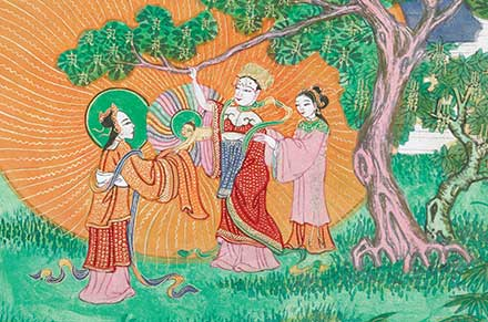 Buddhism at The British Library