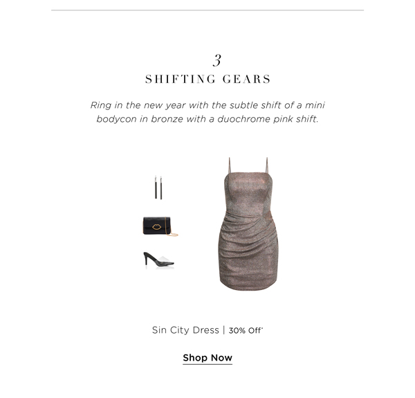 Shop the Sin City Dress