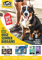 Catalogue 3: My Pet Warehouse