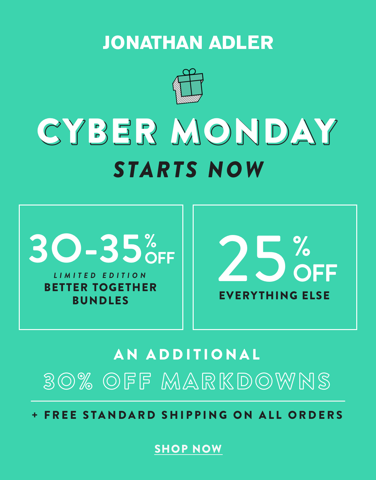 Cyber Monday Sale | Shop Now
