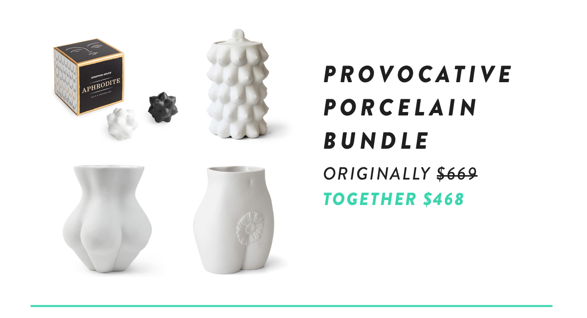Provocative Porcelain Bundle | Shop Now