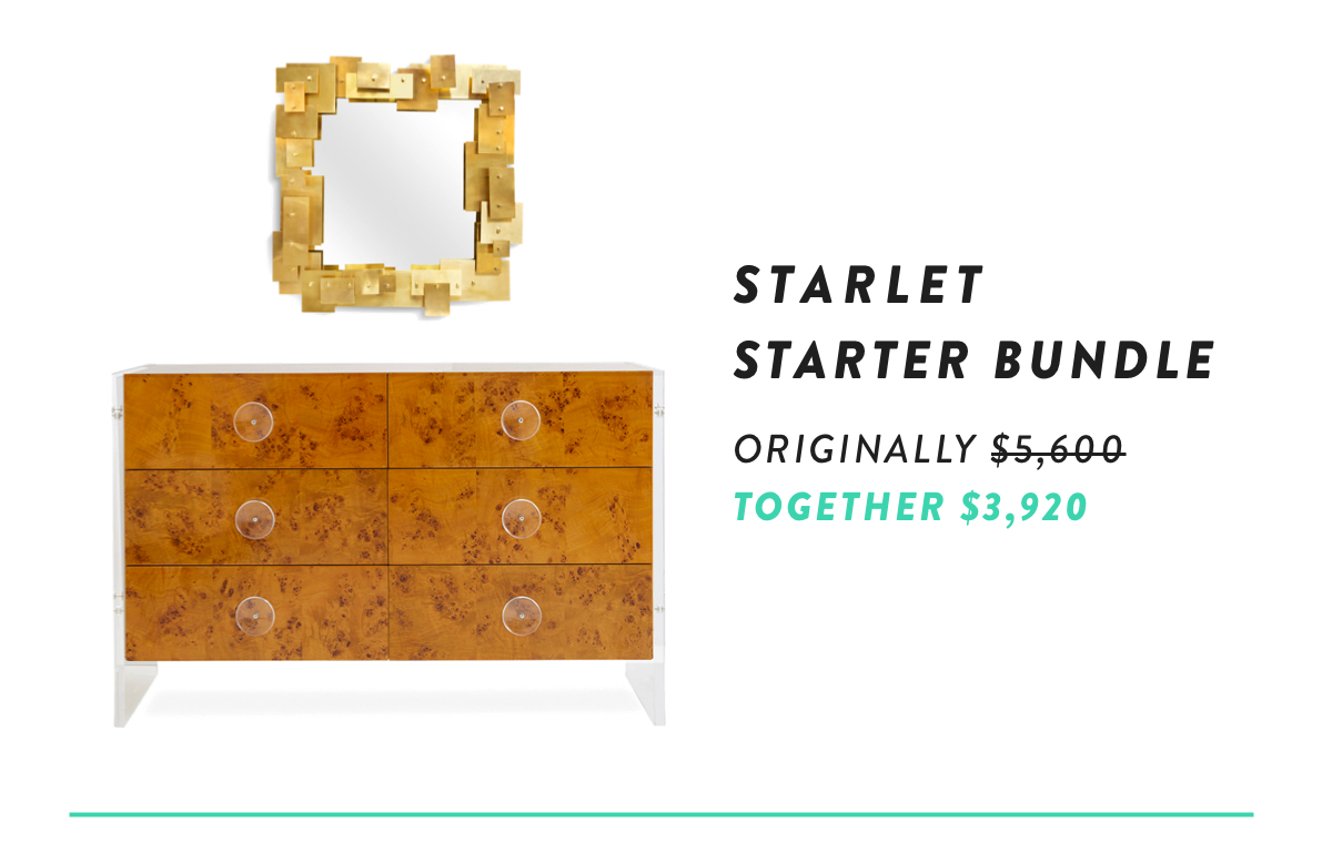 Starlet Starter Bundle | Shop Now
