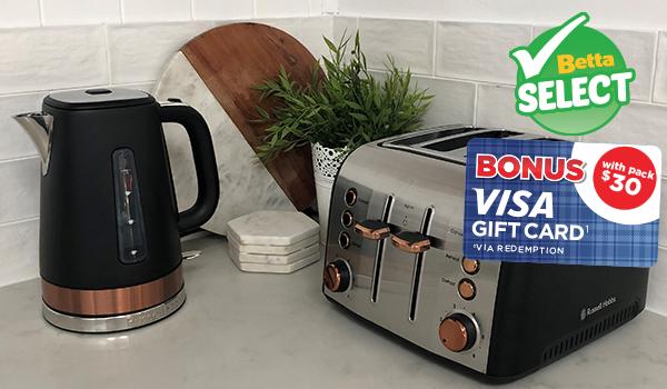 Brooklyn Kettle & Toaster