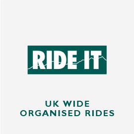RIDE IT UK WIDE ORGANISED RIDES