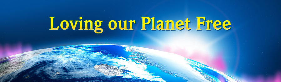 Loving our Planet Free