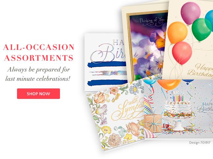 Shop All-Occassion Assortments