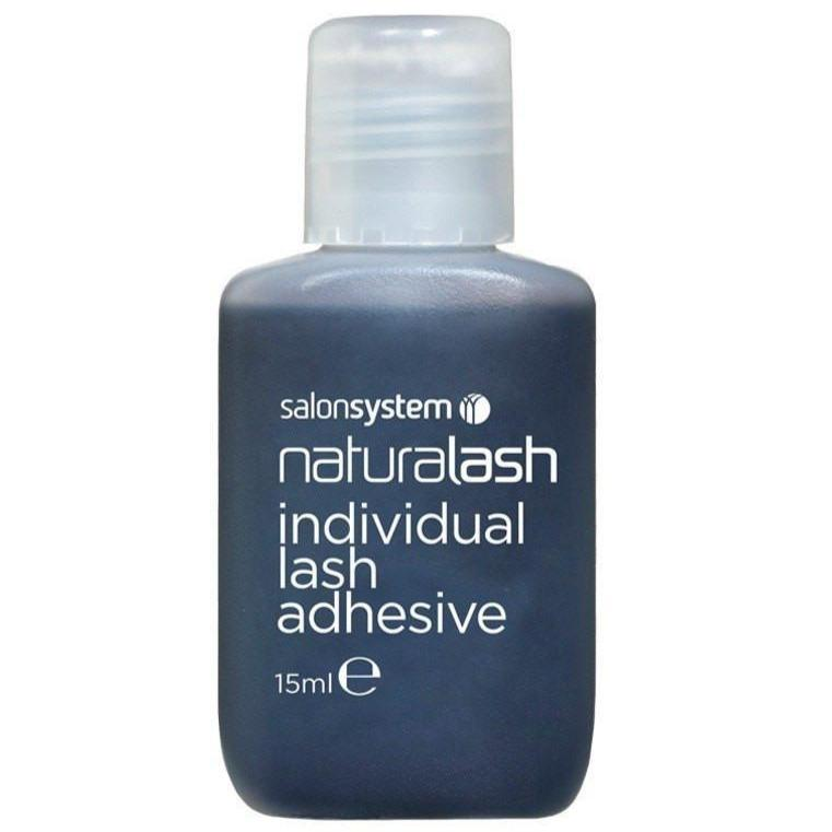 Salon System Individual Lash Adhesive Black (15ml)