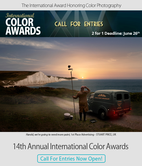 14th Color Awards - Now Open