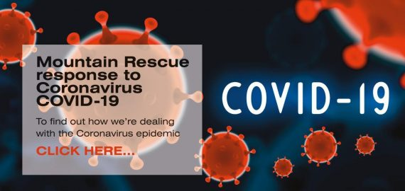Mountain Rescue England and Wales response to Coronavirus, COVID-19