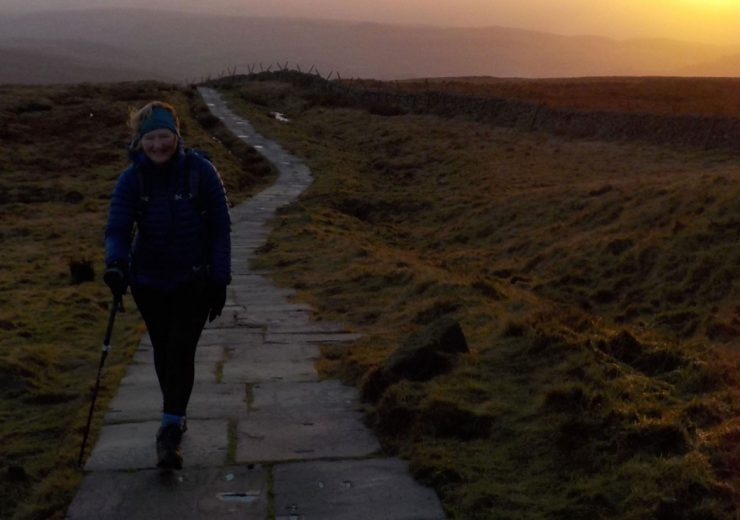 The Yorkshire Three Peaks - with added challenge