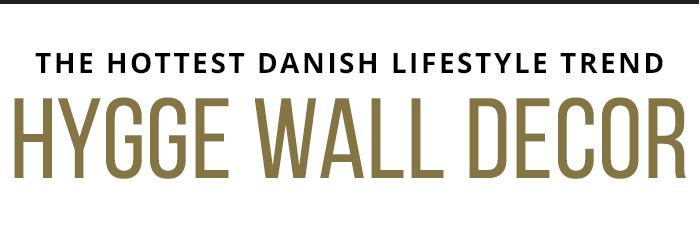 Hygge Wall Decor