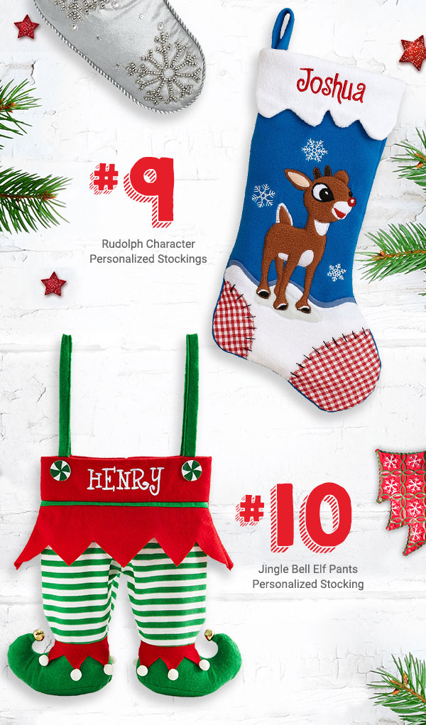 Rudolph Character, Jingle Bell Elf Pants