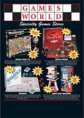Catalogue 3: Games World