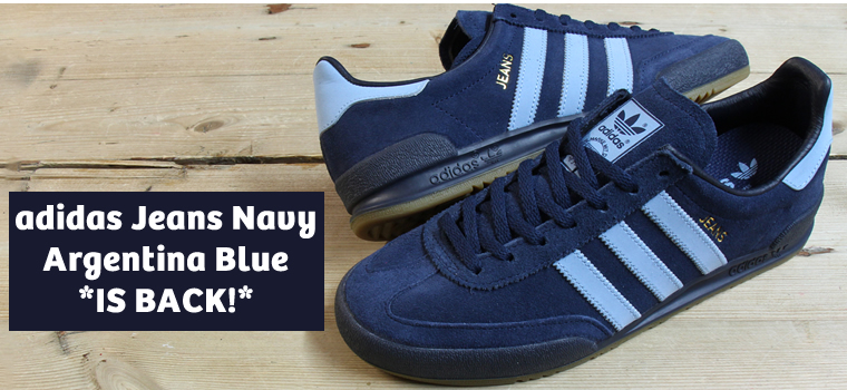 Adidas Jean Navy/Sky