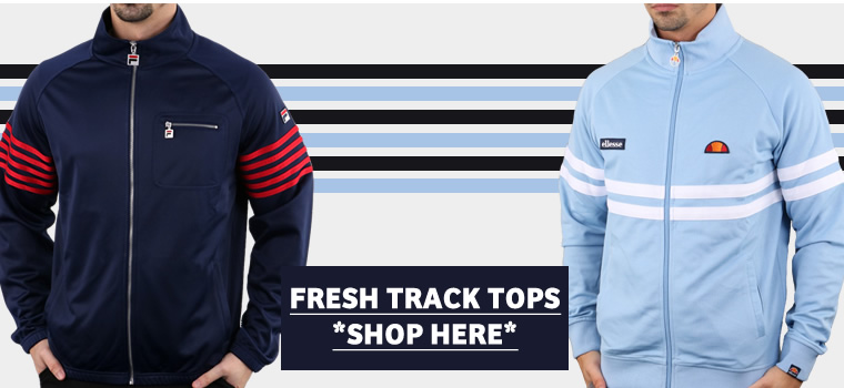 Track Tops Collection