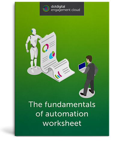Access the Fundamentals of automation worksheet