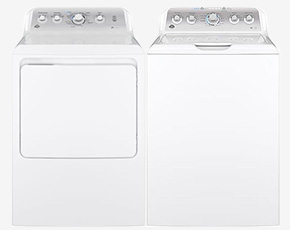 GE 4.6 Cu. Ft. White Top Loading Washer