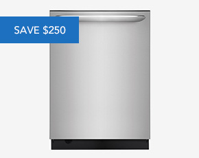Frigidaire Gallery 24 Stainless Steel Built-In Dishwasher