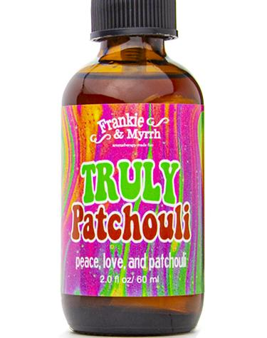 Truly Patchouli | Dark Aged Patchouli Spray