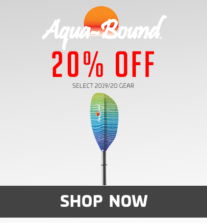 Aqua-Bound 20% Off Select 2019/20 Gear