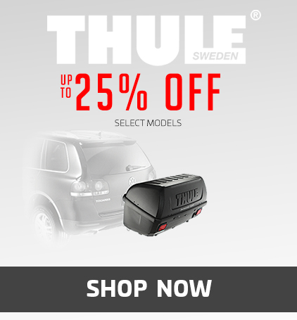 Thule Up To 25% Off Select Models
