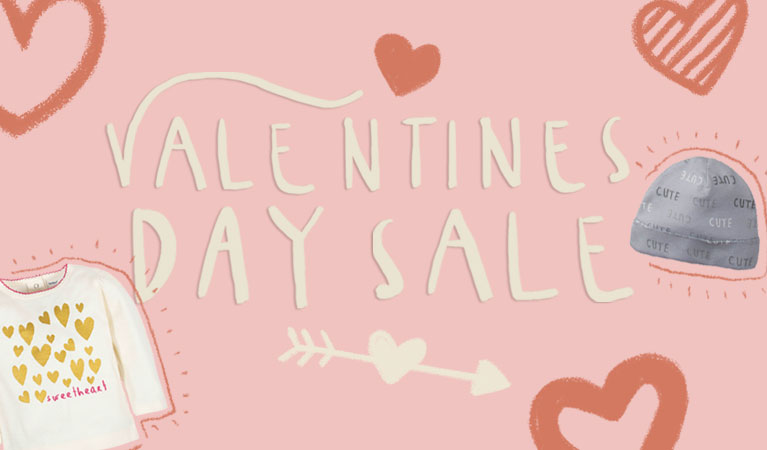 The Sweetest Sale - Shop Our Valentines Sale