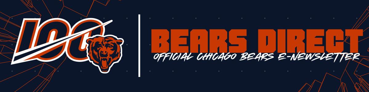 Bears Direct - Official Chicago Bears E-Newsletter