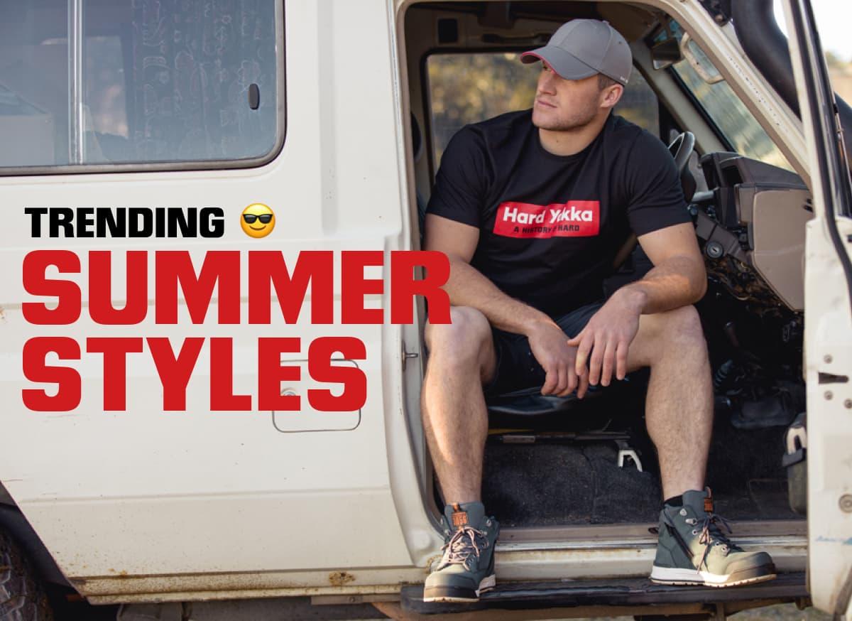 Hard Yakka Summer Style