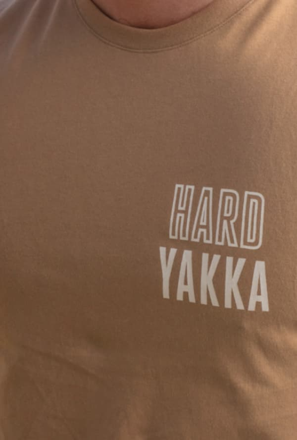 Hard Yakka Muscle Tee