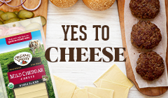 Organic Valley Cheese