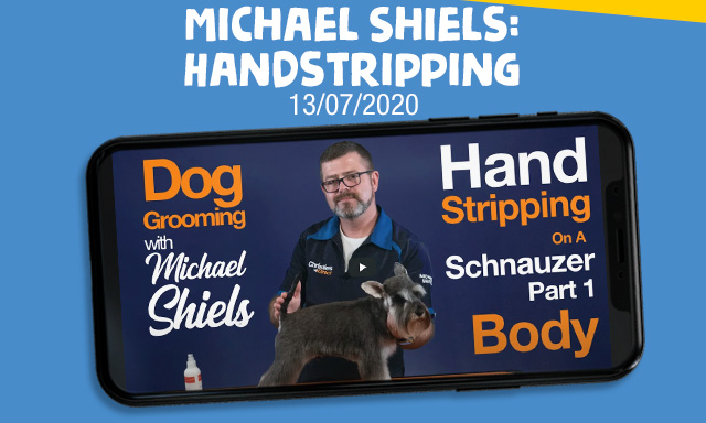 Michael Shiels Handstripping