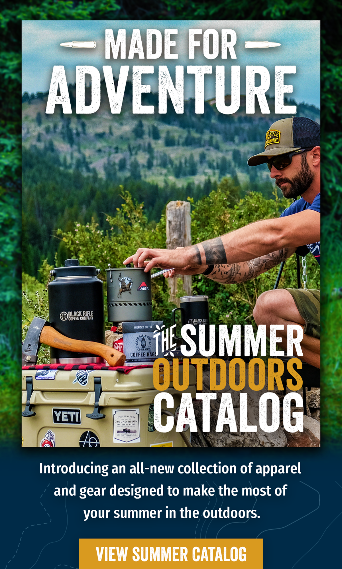 View the Summer Outdoors Catalog