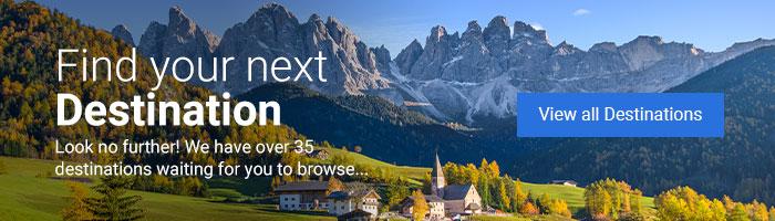 Find your next Destination