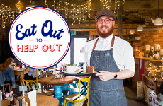 Eat Out to Help Out in Chesterfield