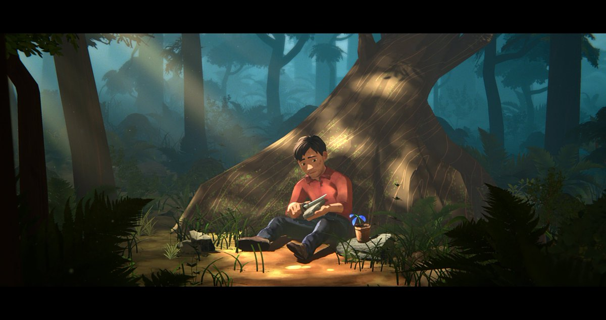 Cinematography in Animation with Andrea Goh