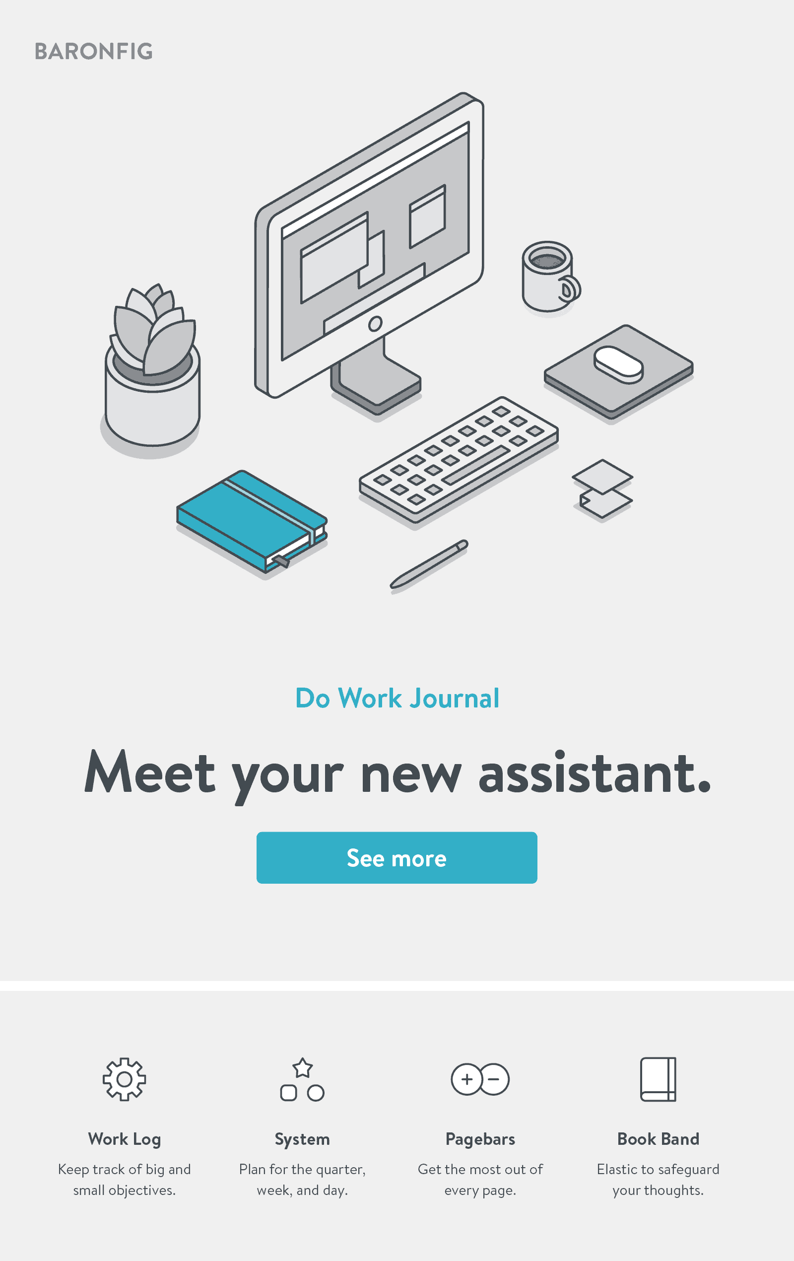 Meet your new assistant. Do Work Journal ?