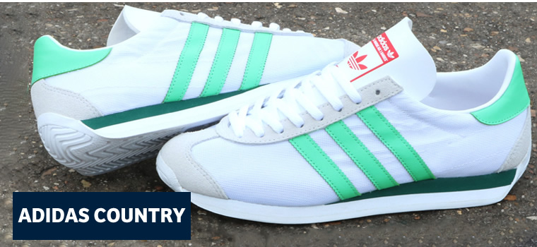 Adidas Country Whitie Green