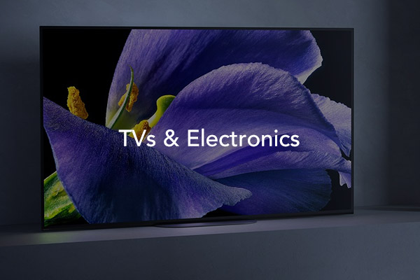Shop TVs and Electronics