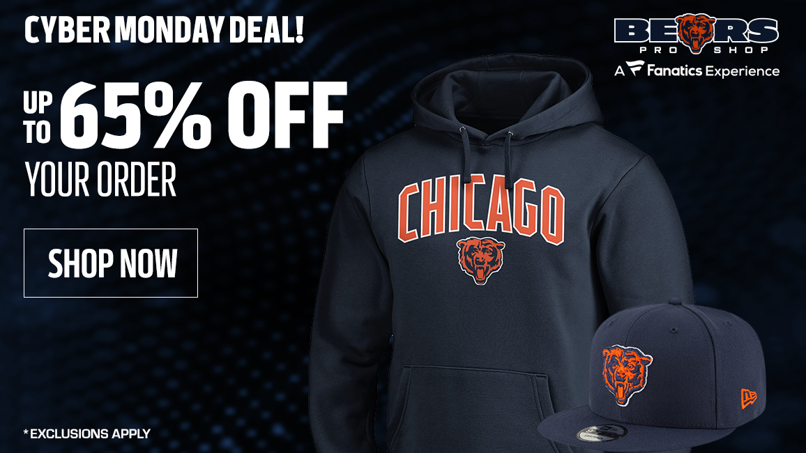 Get up to 65% Off Your Bears Pro Shop Order Today