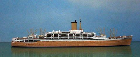 AL 291 RMS Oronsay