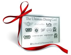 The Ultimate Dining Card by Buckhead Life