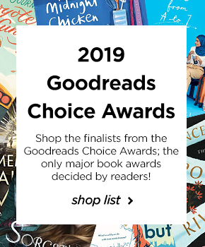 Shop the finalists from the Goodreads Choice Awards!