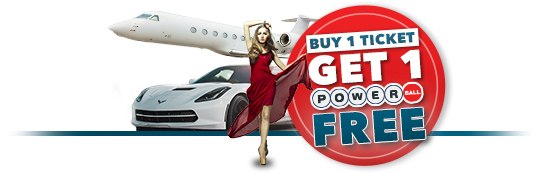 Claim Your Free US Powerball Ticket.