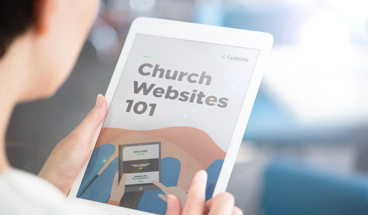 Church Websites 101 Image
